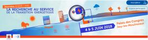Journées ADEME / ANR - La recherche au service de la transition énergétique @ Palais des Congrès d'Issy-les-Moulineaux