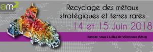 Recyclage des métaux stratégiques et terres rares @ LILLIAD de Villeneuve d'ASCQ