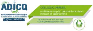 ADICQ 30 mars 2017 @ Club de golf Métropolitain d'Anjour