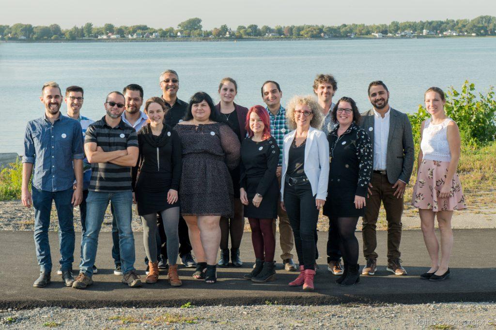 Le Cttéi célébrant ses 20 ans, en 2019 : Une équipe de rêve, dans un environnement de rêve