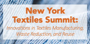 New York Textiles Summit @ Fashion Institute of Technology
